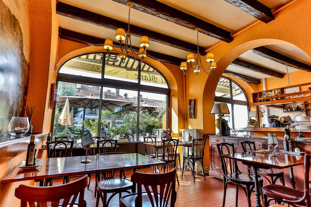 Cheval blanc restaurant