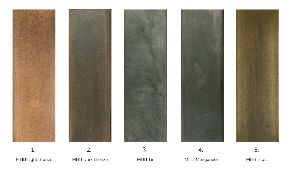 MHB Rembrandt Collection of Exclusive Finishes