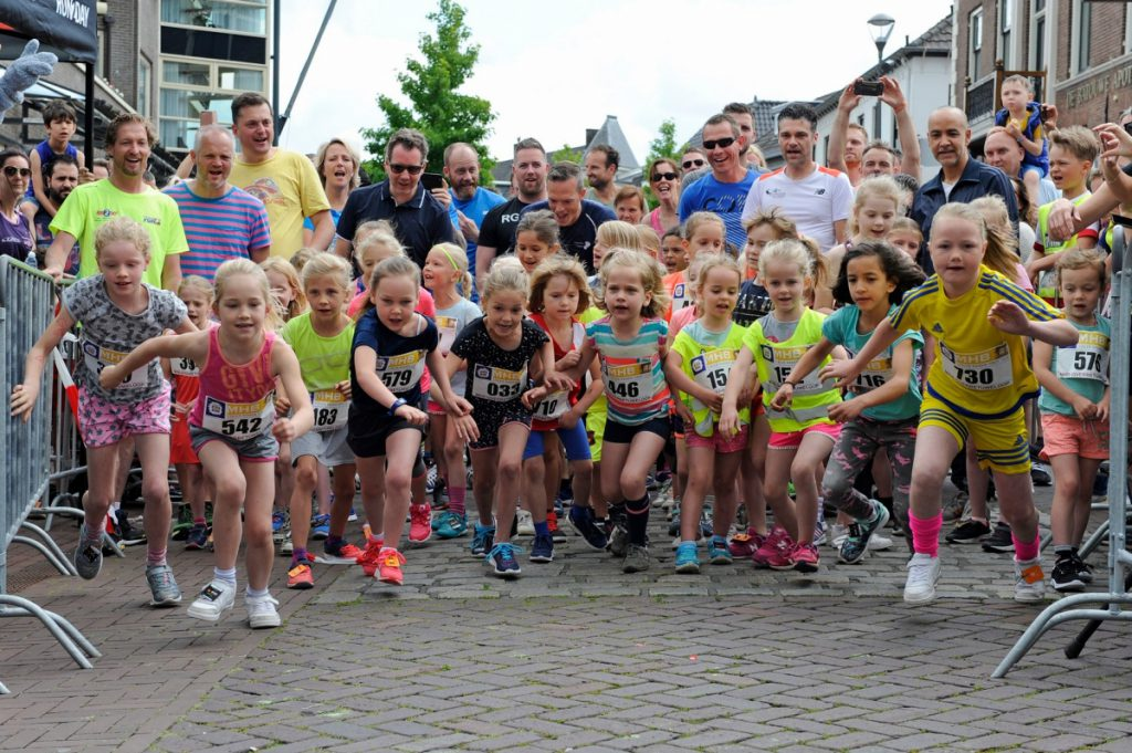 MHBetuweloop 2019 with children as participants