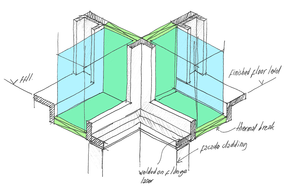MHB technical drawing co-creation