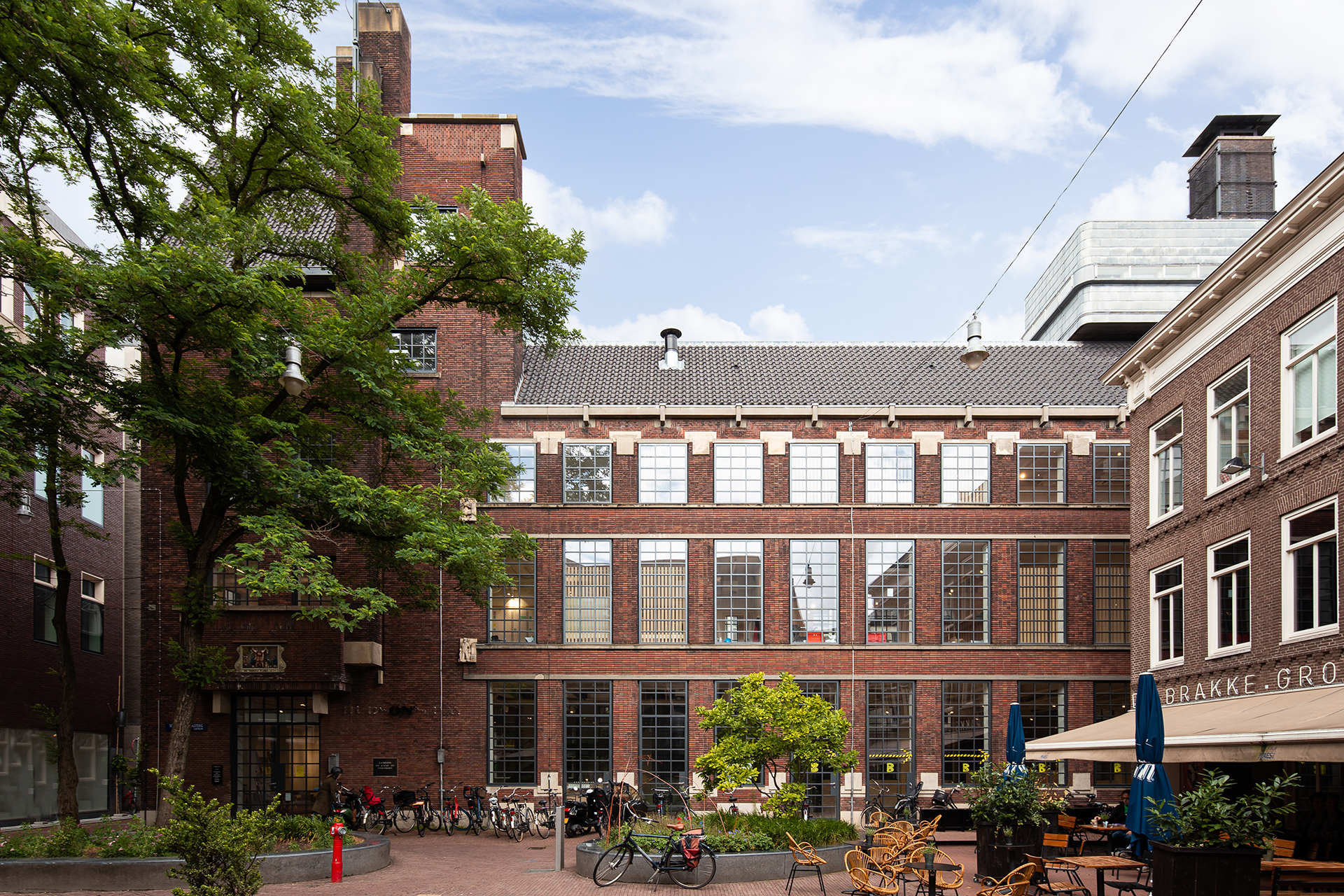 De Vleeshal in Amsterdam