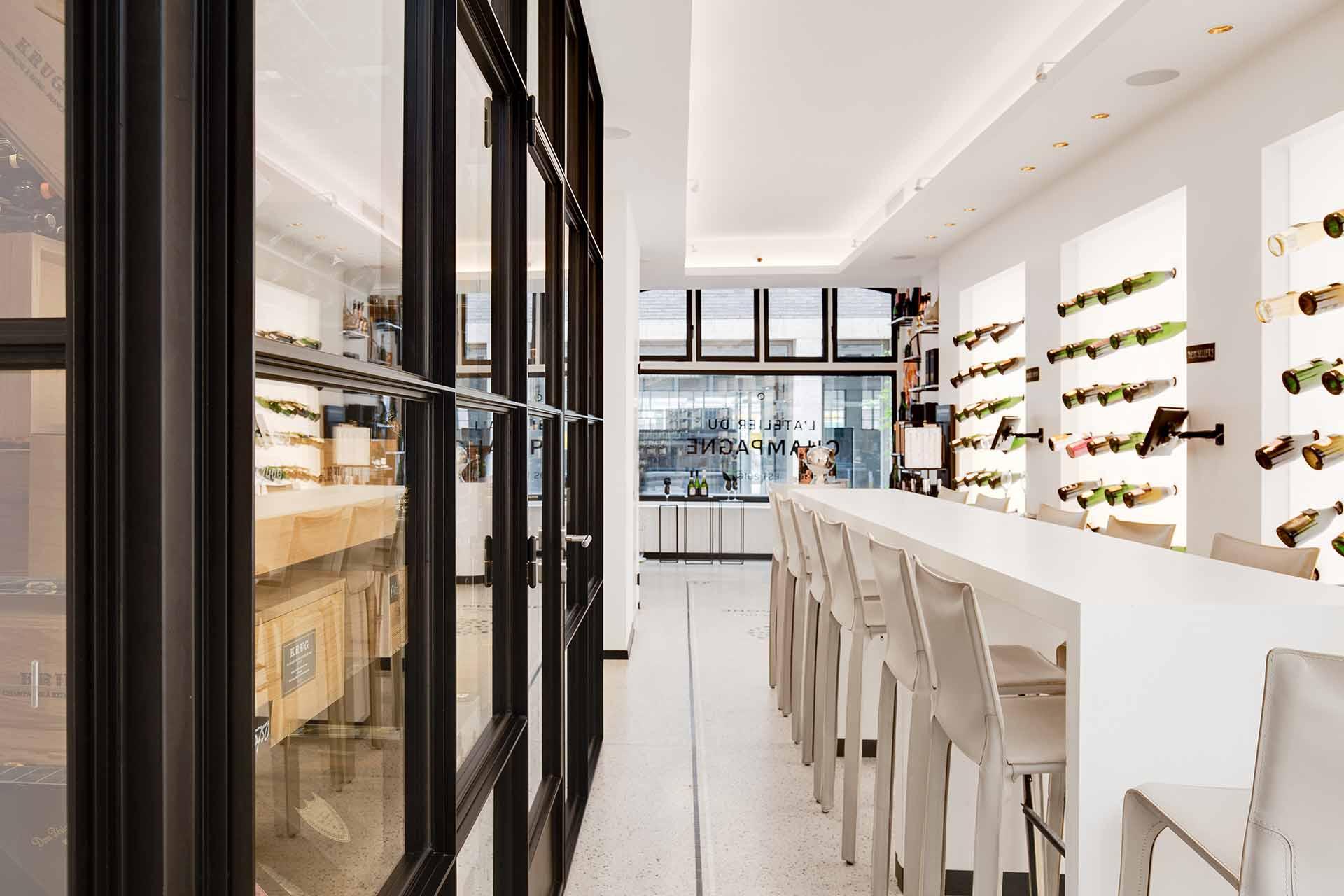L'Atelier du Champagne, Amsterdam, NL (5)