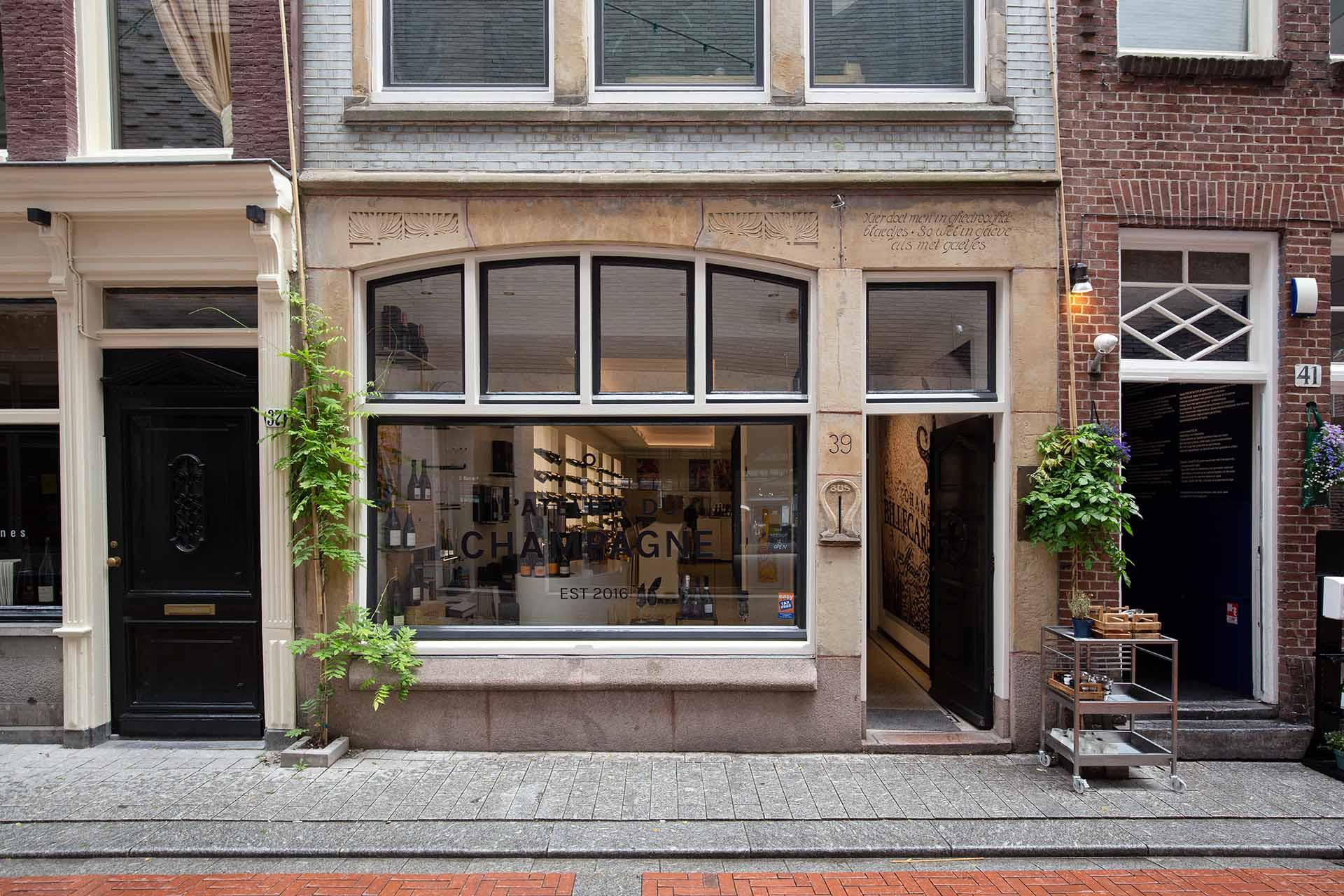 L'Atelier du Champagne, Amsterdam, NL (8)