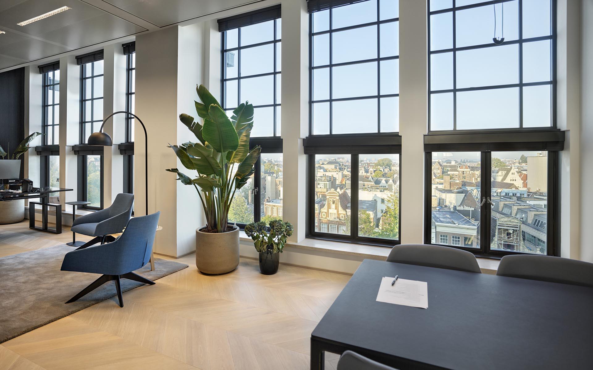 Kasbank-Amsterdam-MHB-steel-windows-sl30-iso-office